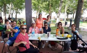 Villaverde de Íscar se viste de fiesta en honor a Santa Librada