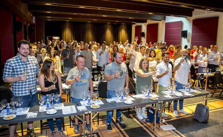 Vinos de Matarromera en el Club de Catas de El Norte de Castilla
