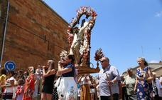 Villoruela pone fin a sus fiestas (Salamanca)