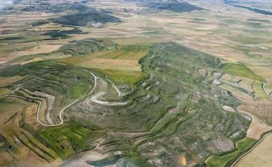Una investigación arqueológica estudia el asentamiento de la Edad de Hierro en el Cerro de Castarreño