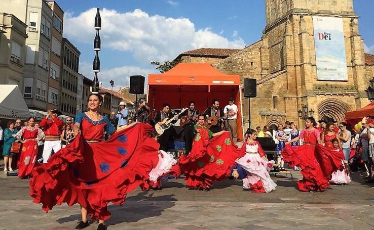 Jornada intercultural en Aguilar