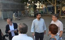 El nuevo proyecto de la Plaza Caño Argales ofrece distintos espacios lúdicos para todas las edades