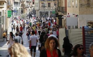 El Consistorio diseña 40 medidas para promocionar el comercio local