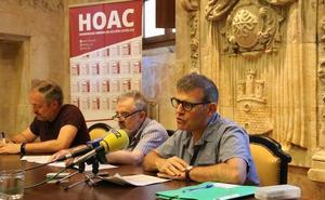 Obrera de Acción Católica analiza la precariedad laboral en sus cursos de verano