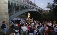 Procesión de la Virgen del Carmen en Salamanca