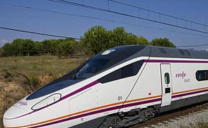 Podemos reclama a Renfe el aumento de la frecuencia de trenes Avant entre Valladolid y Madrid
