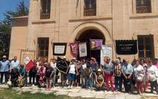 Unas 160 jubilados despiden el curso de programas sociales en la ermita de Hornuez