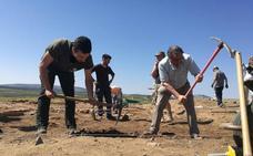 La campaña de excavaciones en Numancia datará el nivel celtibérico de la manzana XXIV