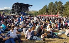 Diseñado el dispositivo de seguridad del concierto en Gredos para 12.000 personas