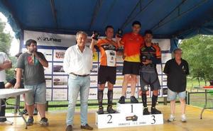 El salmantino Iván Izquierdo, campeón de la Copa de España de Trial de su categoría
