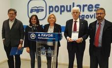 El PP de Segovia arremete contra el Gobierno «destructivo» de Sánchez