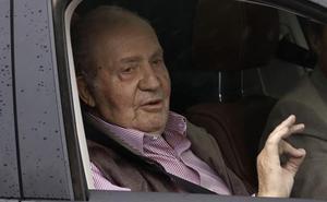 Las filtraciones de Corinna ponen en riesgo la salud del Rey Juan Carlos