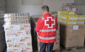 Cruz Roja concluye la entrega de 148.00 kilos alimentos entre 8.600 vallisoletanos