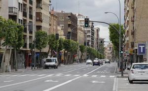 Detenido por agredir a los vigilantes en un centro comercial de Salamanca