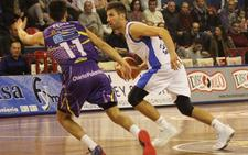 Jorge Sanz, nuevo base del Palencia Baloncesto