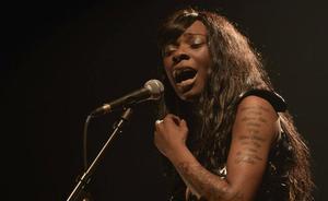 La extraordinaria voz de Buika irrumpe hoy en el Universijazz