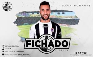 El Salmantino contrata a Fran Morante para su defensa procedente del Badajoz