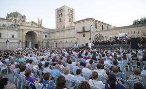 La OSCyL dedicará una gala lírica a López Cobos en el festival de ópera de Zamora