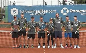 El Club Tenis Alba de Tormes ya conoce rivales para el Campeonato de España