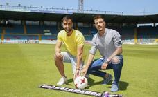 Fran Morante y Toño Vázquez ponen su experiencia al servicio del CF Salmantino UDS