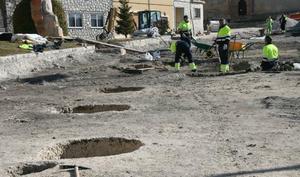 Patrimonio destaca las claras evidencias arqueológicas de la ocupación islámica en Cuéllar