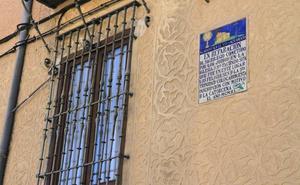 Segovia quiere replicar la placa de la fiesta de La Catorcena sin la palabra 'judíos'