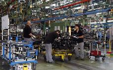La planta de Nissan ya fabrica recambios para Renault en Ávila
