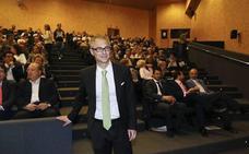 Rivero afirma que la Usal seguirá «conmemorando el VIII Centenario a lo largo del curso 2018-2019»