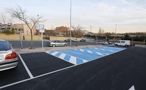 PSOE y Ciudadanos piden control de las tarjetas de aparcamiento de personas con movilidad reducida