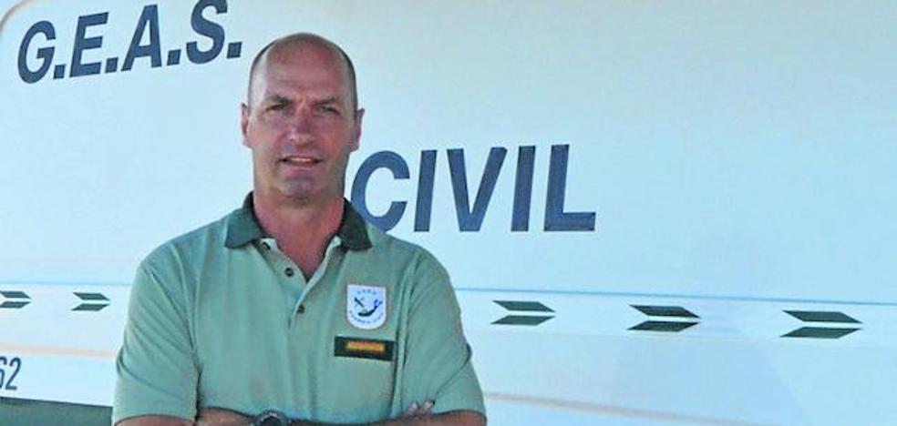 «Mikel se tiró al pantano de Irueña desde 28 metros y desde esa altura el impacto es fatal»