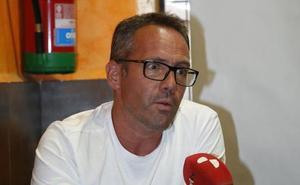 Gorka Etxeberria: «El objetivo es que el nuevo entrenador esté para el primer amistoso del martes»