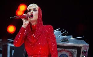 Katy Perry pensó en el suicidio durante un momento de fuerte depresión