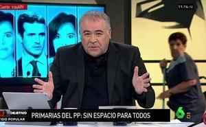 Una limpiadora se cuela en directo en 'Al Rojo Vivo'
