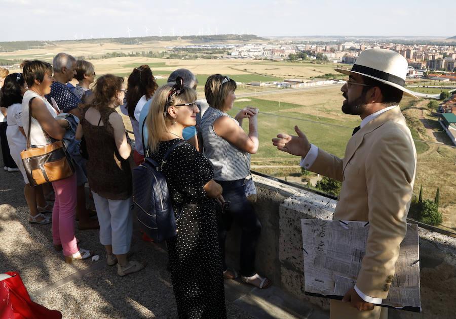 Palencia disfruta de la segunda semana de las Rutas de la Luz