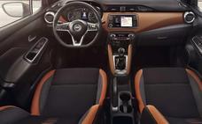 El sistema NissanConnect mejora la conectividad del Micra