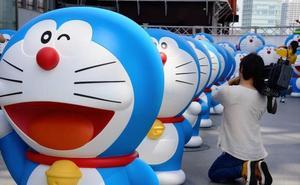 Un tuitero descubre algo sorprendente viendo Doraemon