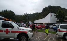 Evacúan por la lluvia a 77 menores vallisoletanos de un campamento en Cantabria