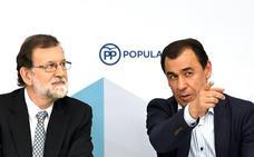 Maíllo elogia la posición «absolutamente exquisita» de Rajoy en las primarias