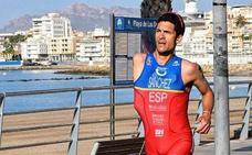 Alejandro Sánchez Palomero se queda a diez segundos del bronce en el Europeo de Estonia
