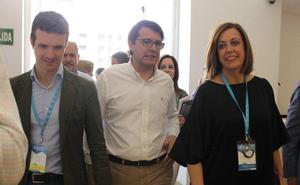 32 compromisarios de Palencia participan en la elección del próximo líder del PP