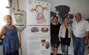 Cena solidaria en Sardón de Duero para recaudar fondos para el Síndrome de Rett