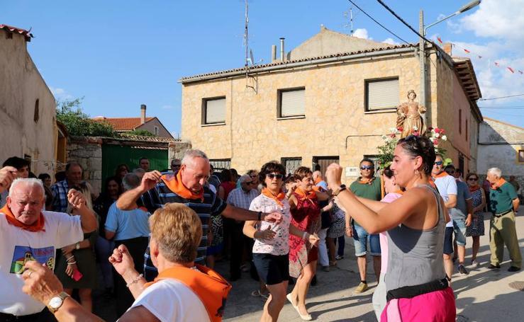 Fiestas de Santa Marina en Villahán