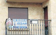 La deuda media de los inquilinos morosos en Salamanca se sitúa en los 3.518 euros