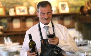 Pablo Martín: «Tenemos problemas porque no cubrimos los puestos ni de camareros ni de sumilleres»
