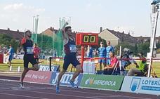 Álvaro de Arriba se proclama Campeón de España de 800 metros