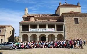 La romería a Valdejimena cumple 10 años con buena participación vecinal