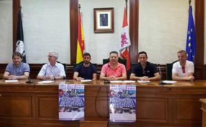 Presentado el V Campus de Fútbol de verano que la Fundación Real Valladolid hace en Béjar