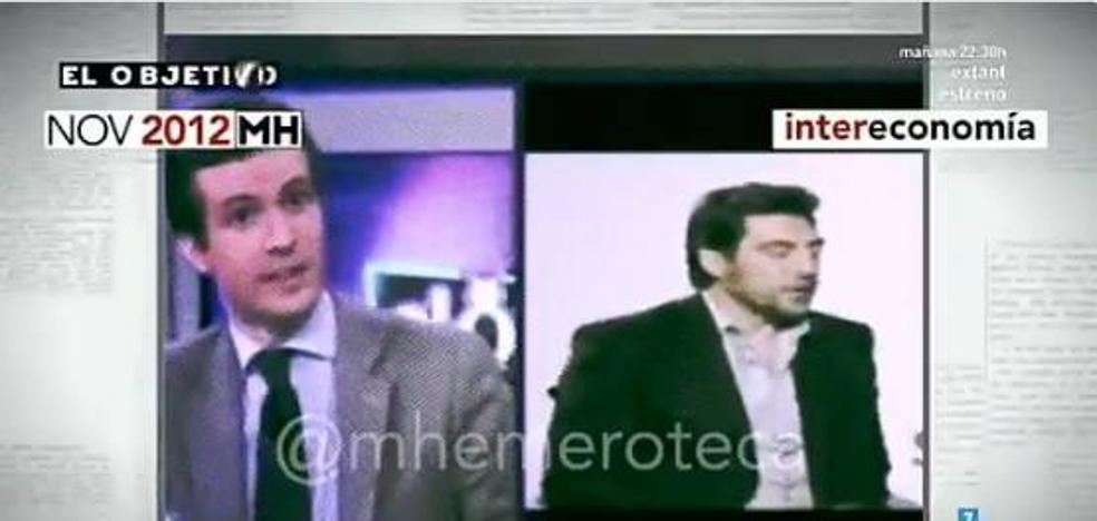 Critican a Pablo Casado por llamar «imbécil» y «subnormal» a Javier Bardem hace años