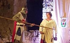 La recreación del asalto al castillo de Trigueros reúne a más de mil personas