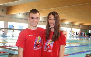 Dos nadadores segovianos estarán en el campeonato de España infantil